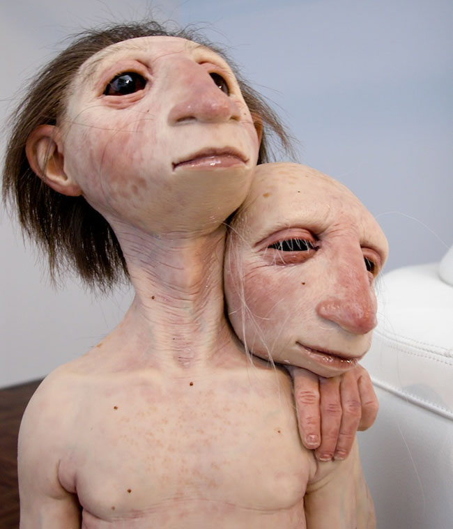 Picture-22 ( 30 Most Controversial Art Sculptures by Patricia Piccinini )